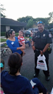 National Night Out 2014 Ivanhoe Street in Camelot