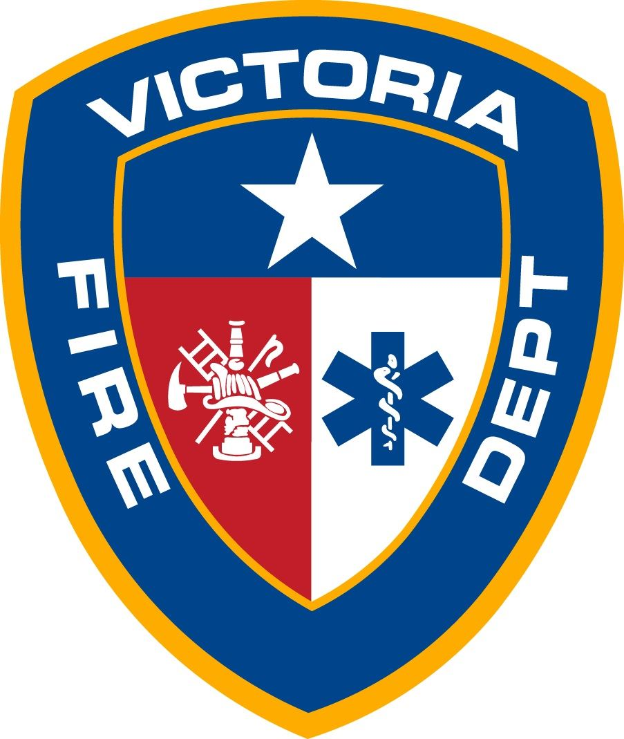 Victoria Fire Department Patch
