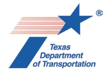 Texas Department of Transportation logo