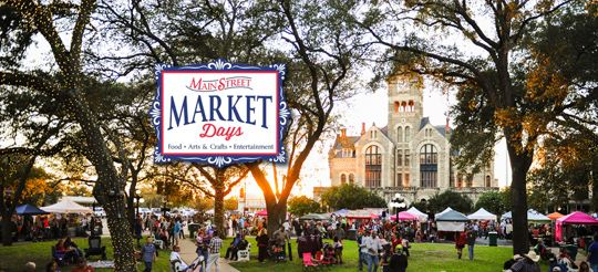Main Street Market Days