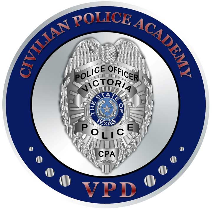 Civilian Police Academy Badge